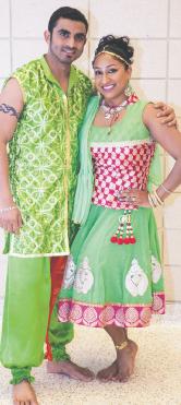 Directors & Choreographers: Kiron Kumar and Tina Bose-Kumar.