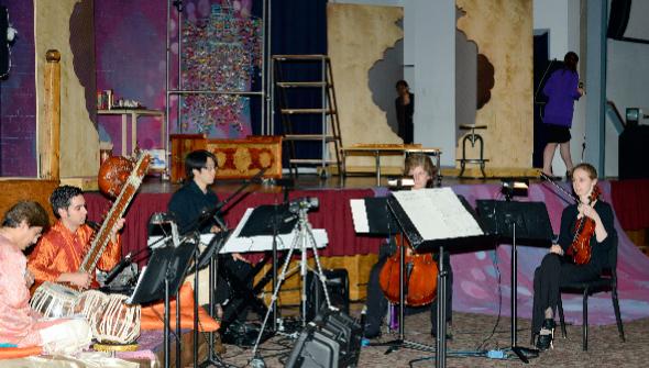 Houston Grand Opera's Chamber ensemble.