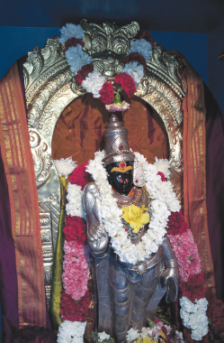 Moola Vigraham of Sri Vasavi Kanyaka Parameswari at Sri MTS