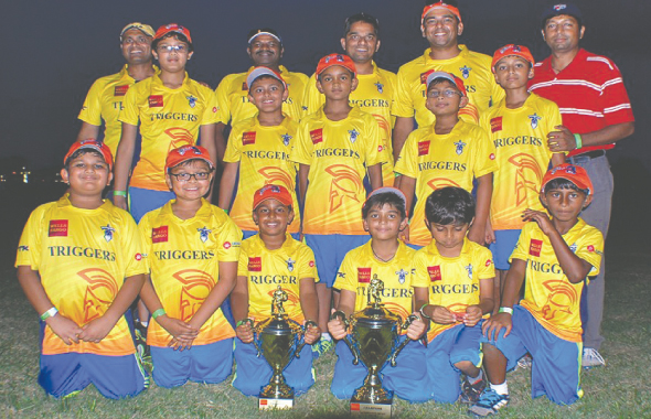 Winners Super Kings