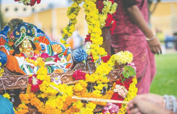Jhulan Ceremony