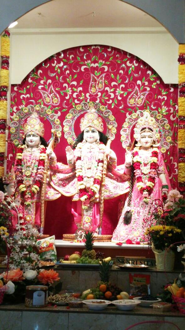 Sri Ram Navami Celebrations: Sri Govindaji Gaudiya Math