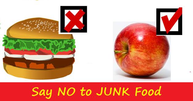 Tricks To Stop Eating Junk Food