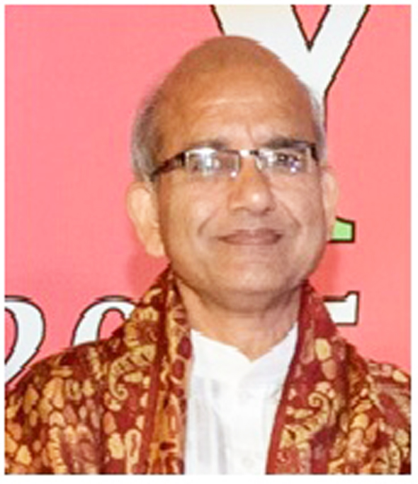 Dr Harish Chandra