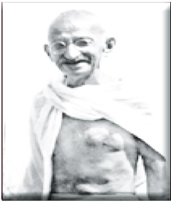 mahatma gandhi essay contest