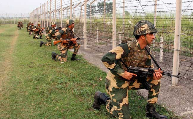 Pakistan border to be sealed by December 2018: Home Minister Rajnath Singh
