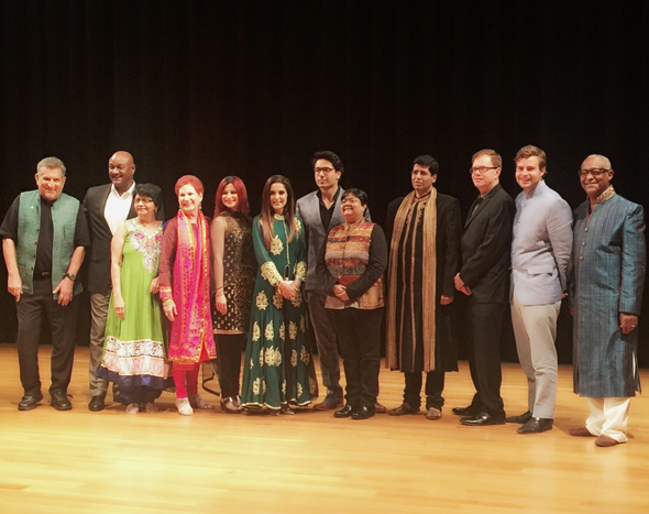 IFFH Board members : From Left; Krishna Giri, James Harris, Parul Fernandez, Ellen Goldberg, Arzan Gonda, Sneha Merchant, Iqbal khan, Sutapa Ghosh, Atul Badwal, Aric Nitzberg, Thierry Rignol, Jose Grinan.