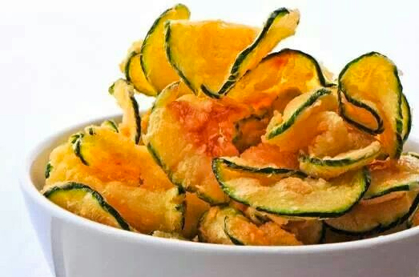 Mamas punjabi recipes tauri pithoo sliced zucchini chips indo one of the most often cooked vegetables in the us is the zucchini squash which we call tauri in north india where the vegetable is also very common forumfinder Gallery