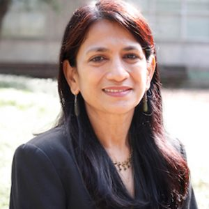 Dr. Rupa Iyer is the Associate Dean of Research and Graduate Studies at the University of Houston's College of Technology