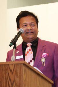 Ash Shah, President, Pratham Houston