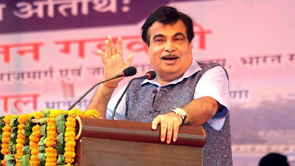 Union minister Nitin Gadkari's daughter's wedding in Nagpur is expected to be one big occasion with many elites flying down to the city for the function on Sunday evening. (HTfile photo)