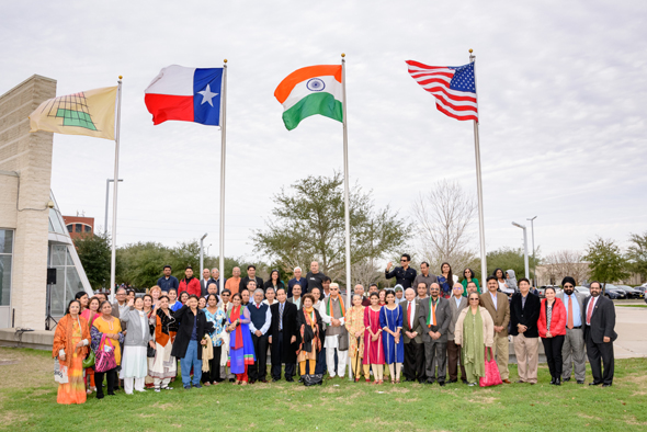 India s republic day celebration at india house indo american news