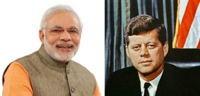 JFK-Modi-in