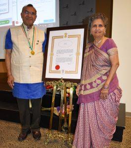 Ramesh & Kokila Shah