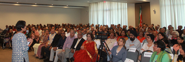 Roopal Shah - crowd picture