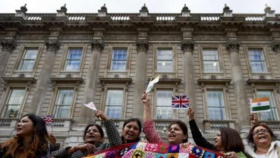 The letter from the MPs published in The Sunday Telegraph does not seek easier visa terms, but easier conditions for Indian and Commonwealth citizens once they land at Heathrow and other ports of entry.(AFP File)
