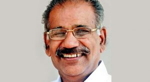 Kerala minister AKSaseendran resigned on Sunday, March 26, 2017, over allegations of misconduct with a woman surfaced against him. (HTPhoto )