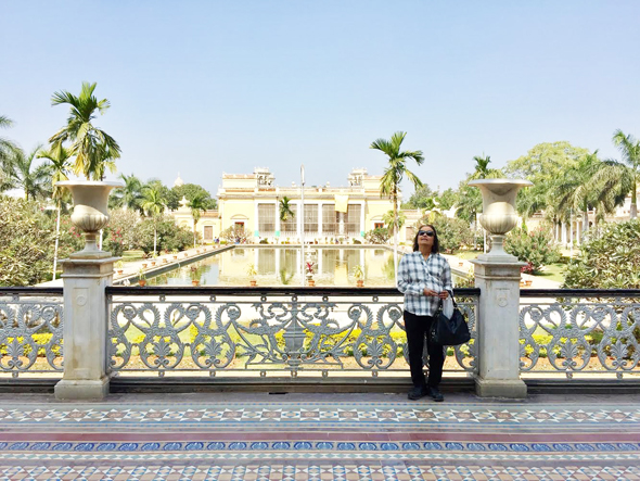 Located in old Hyderabad Char Minar, the Chowmahalla Palace consists of several mahals and courtyards. Its construction was started by Salabat Jung in 1750 and completed by Asaf Jah V between 1857 and 1869.