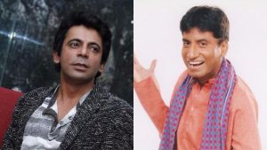 Comedian Raju Srivastava says Sunil Grover told him that he hasn't left the show because he has become popular.