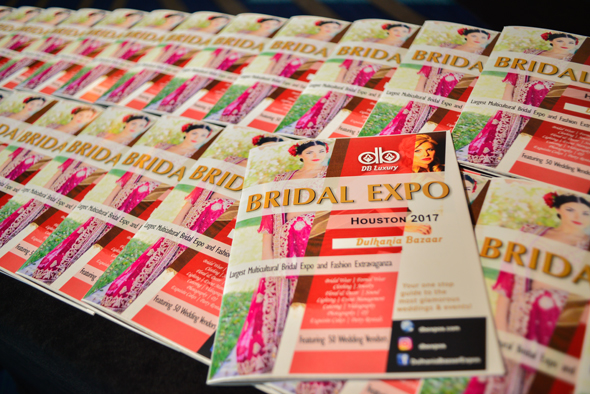 Luxury Bridal Expo Launched in Houston | Indo American News