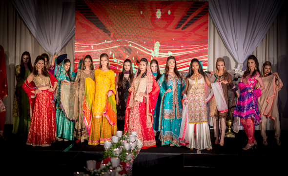 Houston Dulhania Bazaar Db Luxury Bridal Expos Launched Their Expo This Past Sunday April 9 2017 At The Marriott Marquis In Downtown