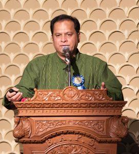 HGH President, Partha Krishnaswamy