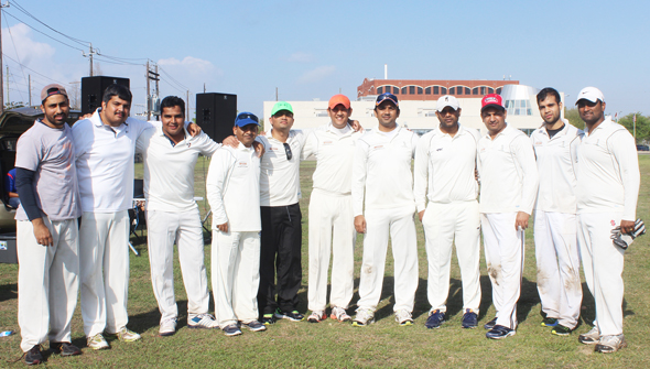 Winning team: WOMCC