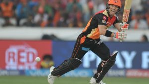 Sunrisers Hyderabad captain David Warner will be expected to do well against Kings XI Punjab in an Indian Premier League match.(AFP)