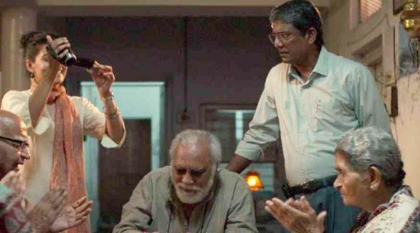 Mukti Bhawan movie review: The movie brings to us themes which are either ignored or dealt with in our cinema with mawkishness and heavy sentimentality.