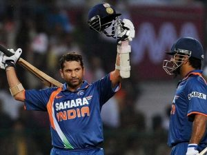 Sachin Tendulkar retired from international cricket in 2013.