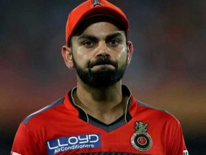 Virat Kohli was visibly upset after Royal Challengers Bangalore's shocking loss.
