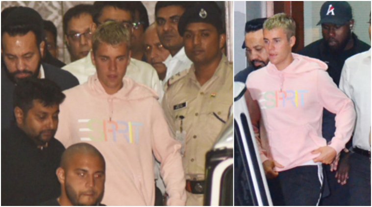 """Justin Bieber Purpose India concert: Bieber's latest jaunt is in support of his fourth album """"Purpose"""", wherein he has experimented with more exploratory electronic sounds"""