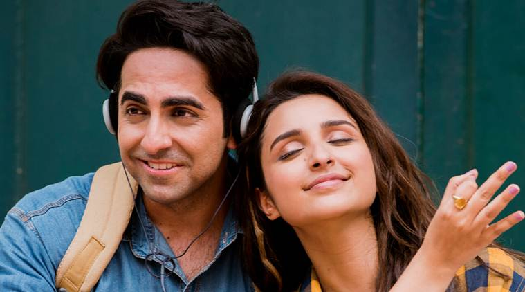 Meri Pyaari Bindu movie review: Ayushmann Khurrana, as the steadfast Bubla, fares a little better than Parineeti Chopra because he is given more to play with.