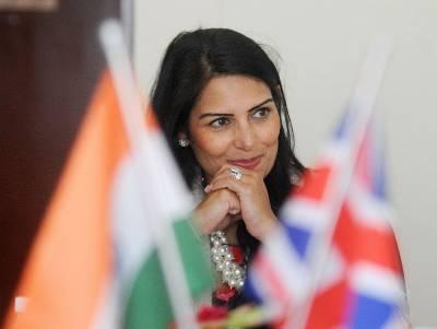 TOI image of Priti Patel