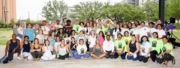 Houston Yoga teachers
