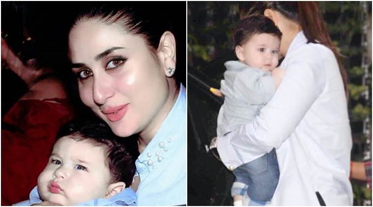 Kareena Kapoor Khan talks about how her life has changed after giving birth to Taimur Ali Khan.