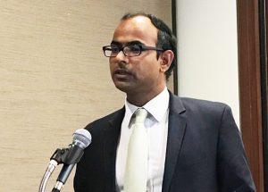 Deputy Consul General SurendraAdhana