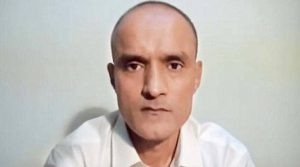 Kulbhushan Jadhav. Express photo video grab.