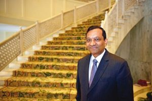 Mahindra group MD Pawan Goenka says the conglomerate generates around $2.5 billion from its seven business verticals in the US. Photo: Mint