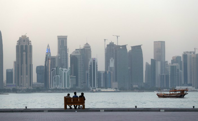Qatar has called the Gulf states' sanctions a violation of international law