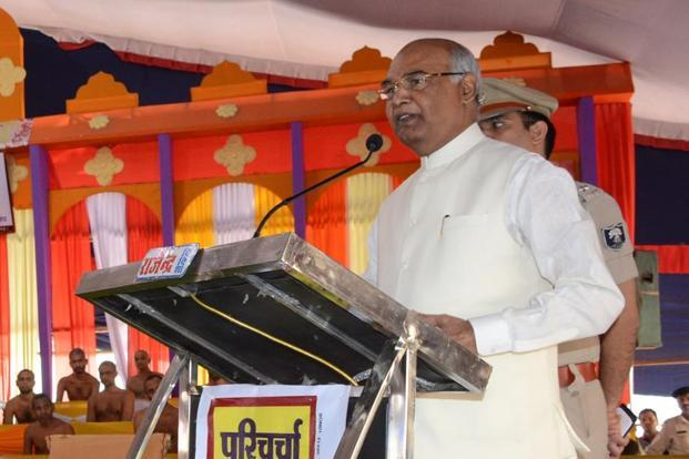 Presidential Election today: Numbers favour NDA candidate Ram Nath Kovind