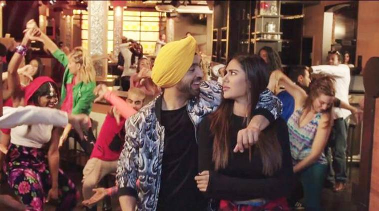 Super Singh movie review: Diljit Dosanjh's hero sure knows how to tell a joke and he will keep you laughing through this film.