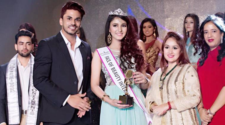 In September Akanksha Choudhary will represent India in Miss Face of Beauty International beauty pageant.