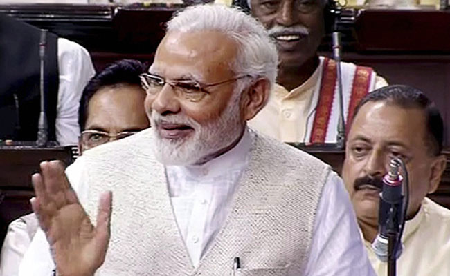 PM Narendra Modi asked the youth to dedicate themselves to social causes to create a new India