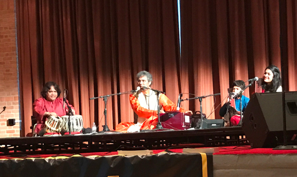 Pandit Suman Ghosh at KTRU's Swar Yatra – A Musical Journey!