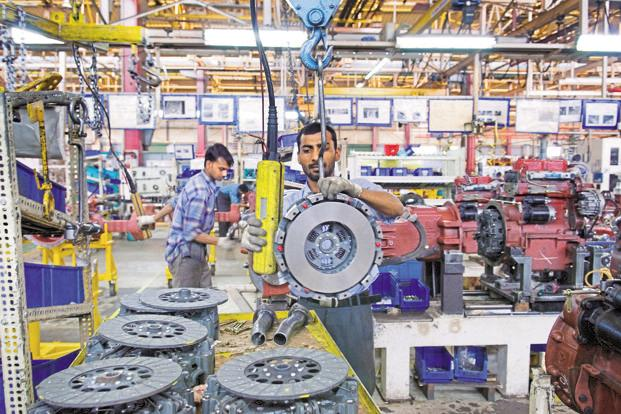 HSBC says India GDP growth rate, which will be lower in FY18 as compared to the year-ago's 7.1% due to GST rollout, will recover from next year in a sustainable fashion. Photo: Mint