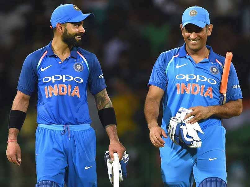 Virat Kohli and MS Dhoni played key roles in India's 5-0 ODI series win vs Sri Lanka.