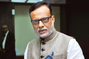 Hasmukh Adhia said GST, which amalgamates more than a dozen central and state levies like excise duty, service tax and VAT, will take about a year to stabilise. Photo: S. Kumar/Mint