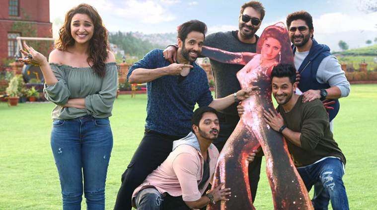 Golmaal Again box office collection day 10: This Ajay Devgn film is on the roll.