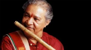 Now on the brink of 80, Chaurasia can't sit cross-legged anymore, while playing the bansuri. (Source: File photo)